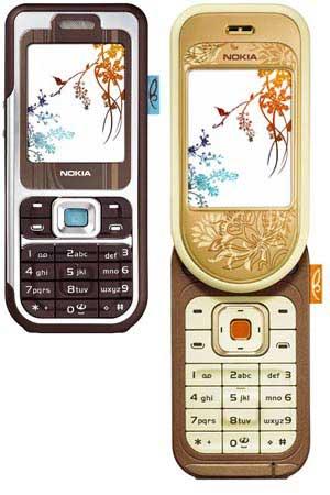 Nokia 7360 Мелодии